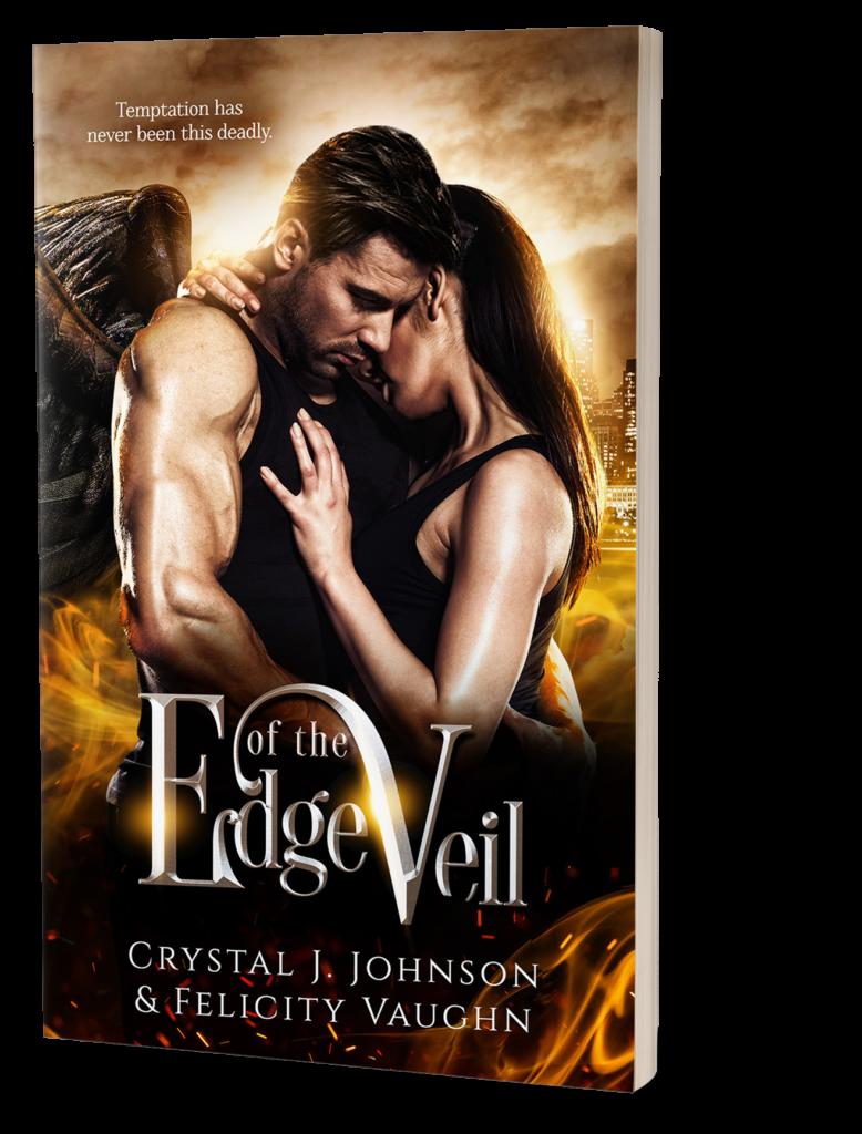 Edge of the Veil by Crystal J. Johnson & Felicity Vaughn